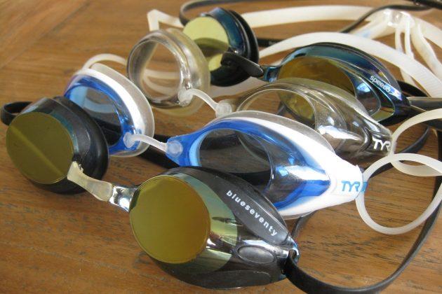 Zwembrilletjes
