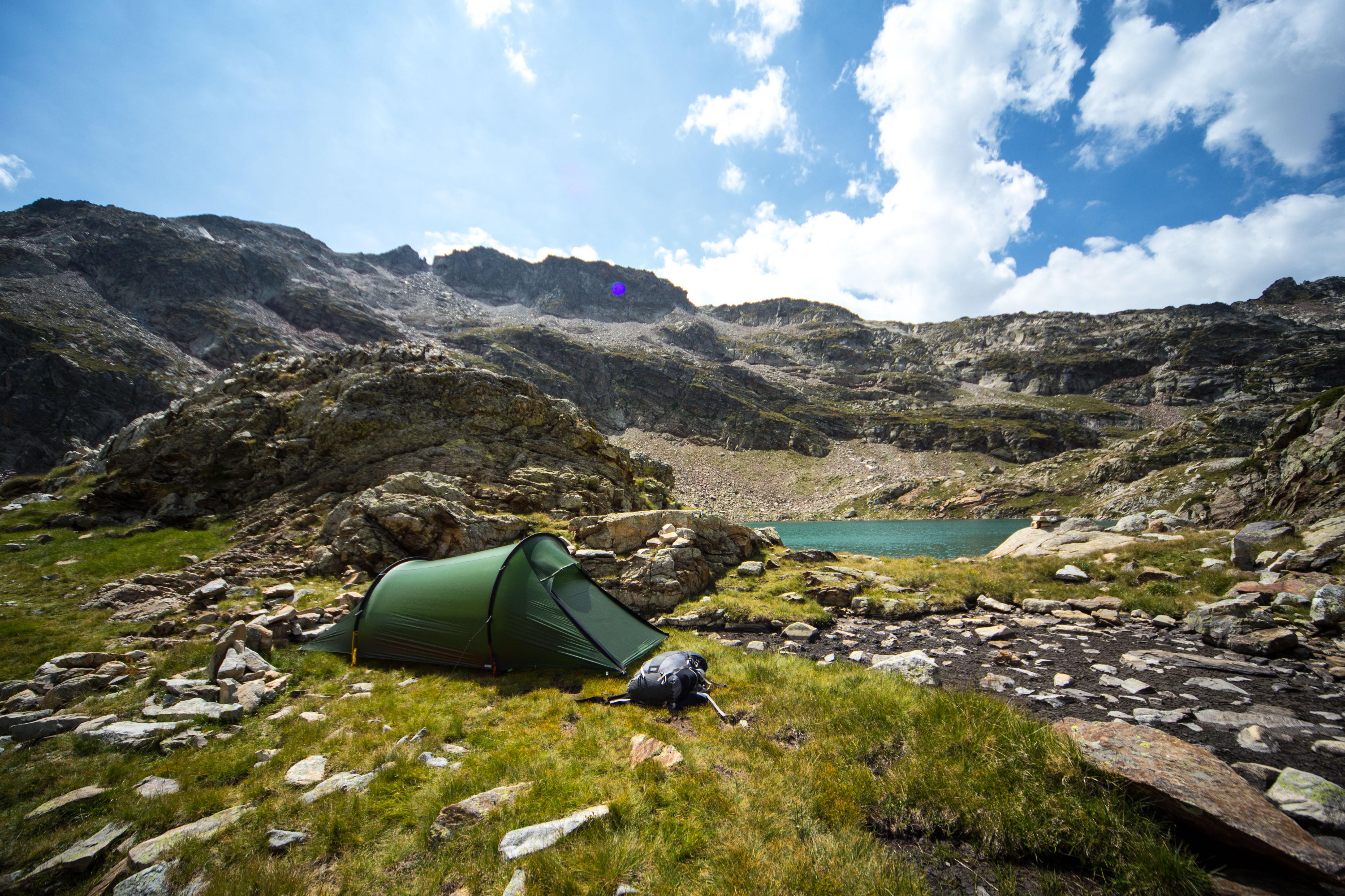 Licht Gewicht Tent : Review nigor kamao high tech dutch tent gearlimits