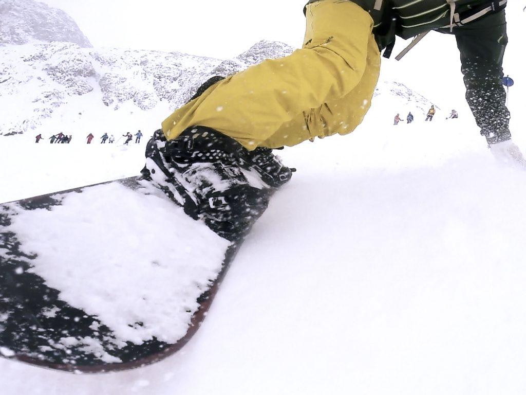 Review: Nitro SupraTeam 2018 All-mountain Snowboard - GearLimits