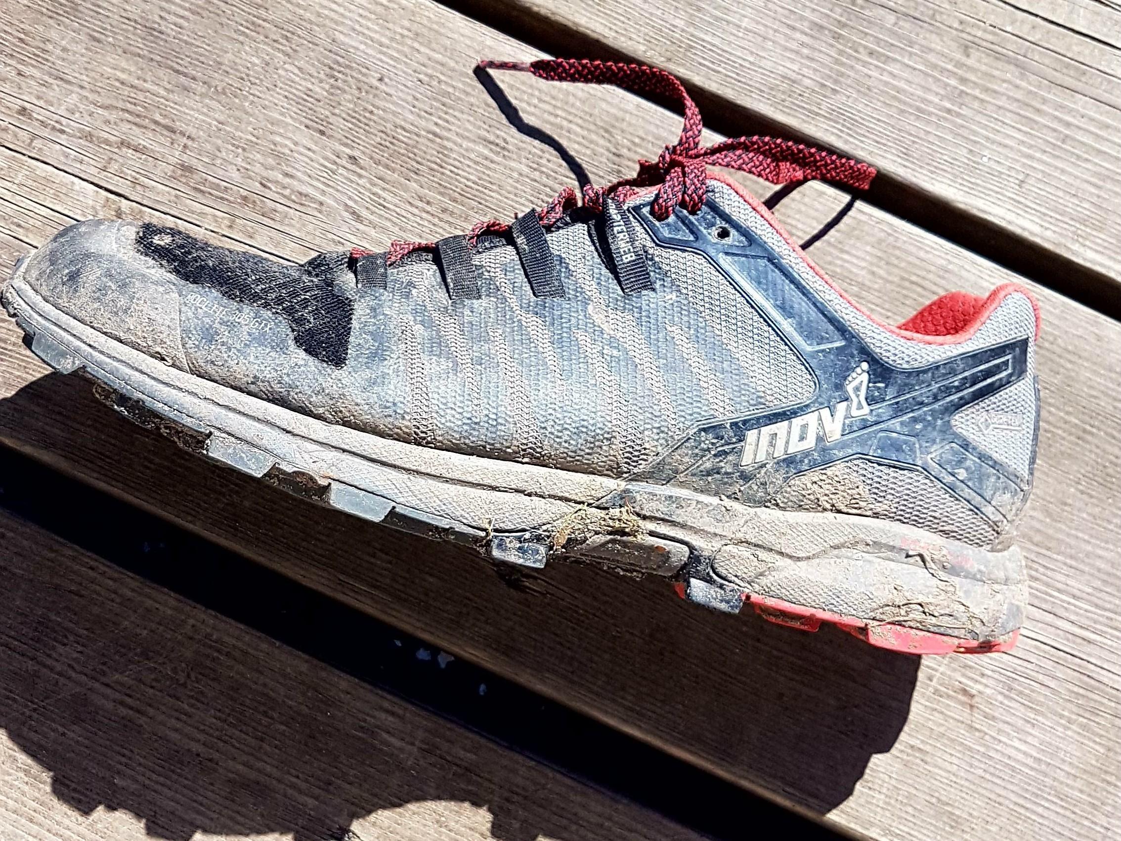 half off b11e2 0e34e Review: Inov-8 Roclite 305 GTX Trail running shoes - GearLimits