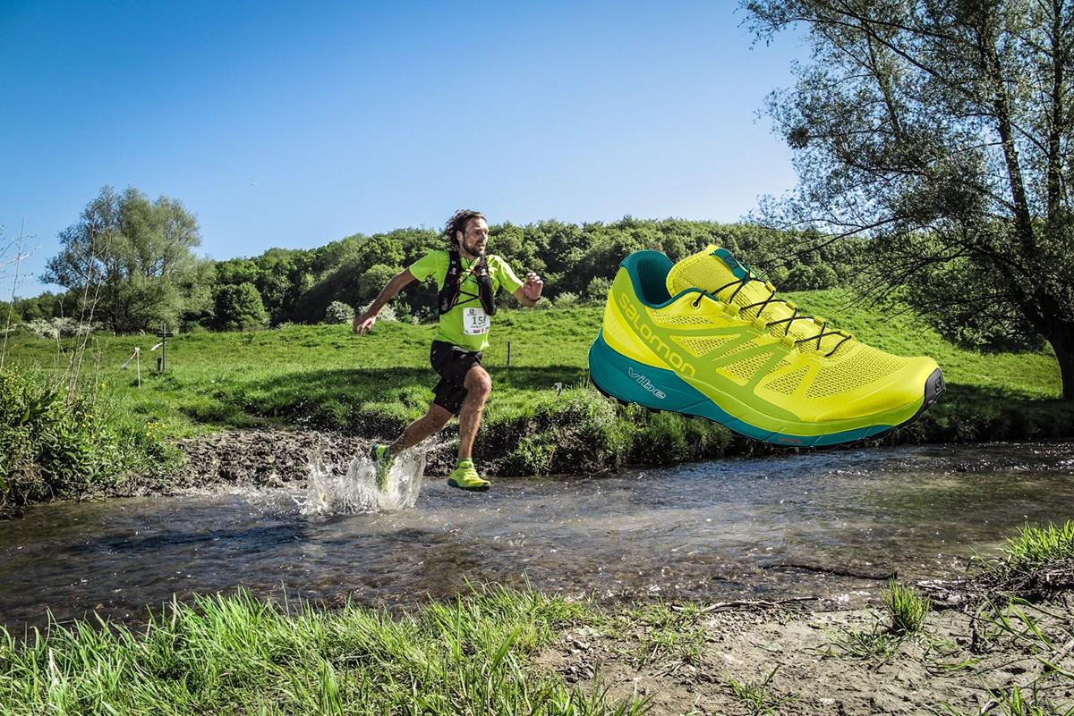Review: Salomon Sense Ride trail running shoes GearLimits