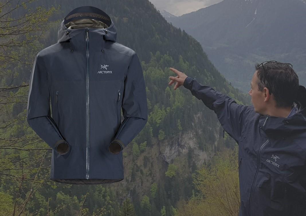 Review: Arc'teryx Beta SL Hybrid Jacket GearLimits