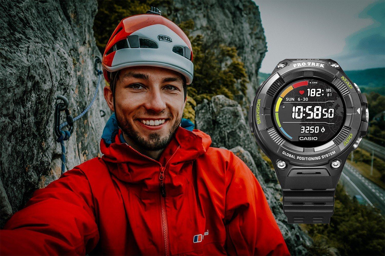 Review: Casio WSD-F21HR Smartwatch