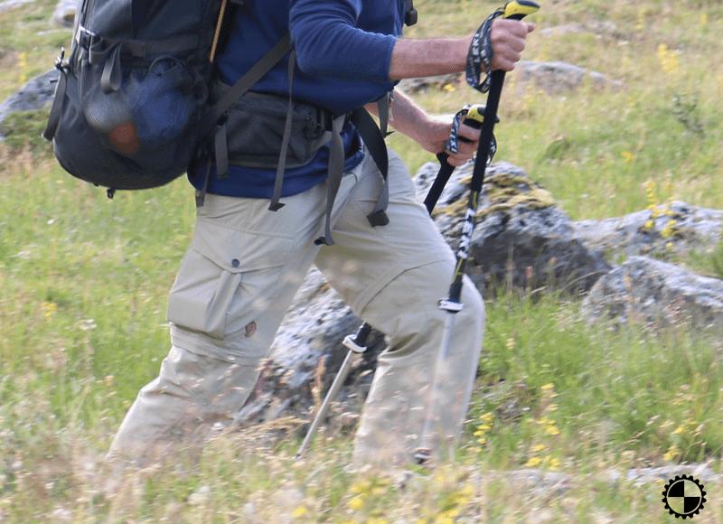 review fjallraven karl zip trekkingbroek