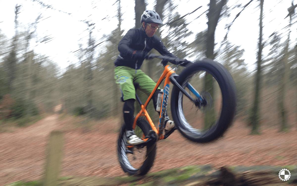 Review: Specialized FatBoy Mountainbike