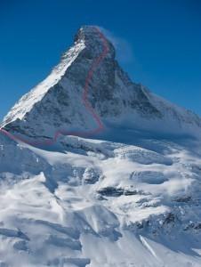 gearlimits-RE_SH2108_ZERMATT_D349017_Schmid-Route_Matterhorn-Nordwand