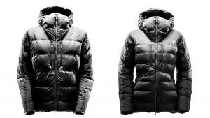 De buitenste laag van de lijn is het Summit L6 Jacket, een jas met dons met een vulkracht van 800, in een gelaste, Z-baffle-uitvoering voor nog meer warmte en weerbestendigheid. FuseForm™ zorgt ook hier voor duurzaamheid.