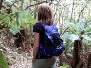 Osprey Raven Hike