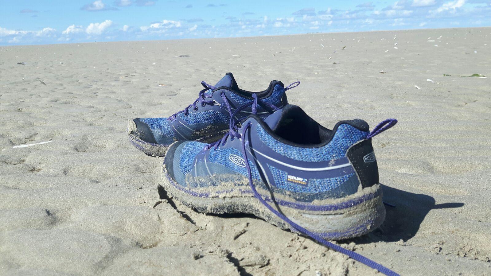 Review: Keen Terradora urban & outdoor schoes