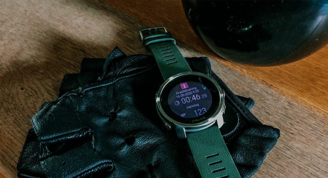 Review: Polar Grit X Multisport Horloge
