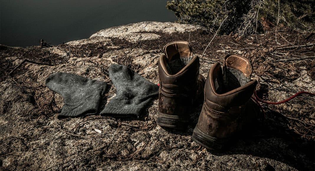 5 tips om geur uit hardloop- en wandelschoenen te verwijderen
