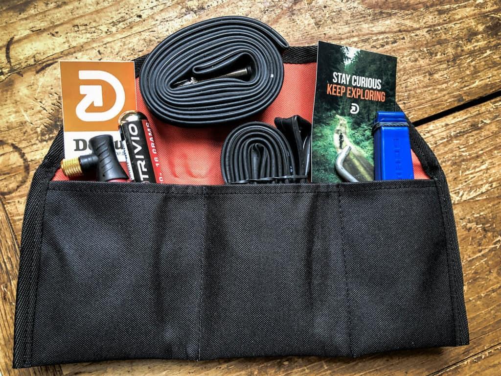 Review: Detour Studio Saddle Bag