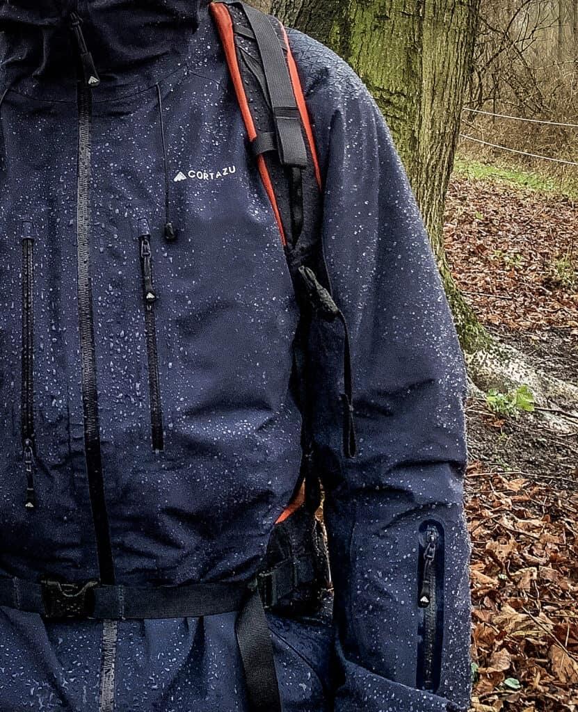 Review: Cortazu Mountain Hard Shell en Mid-layer