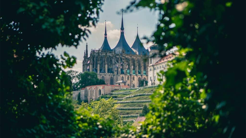 Het noorden van Bohemen in Tsjechië is ideaal voor een roadtrip
