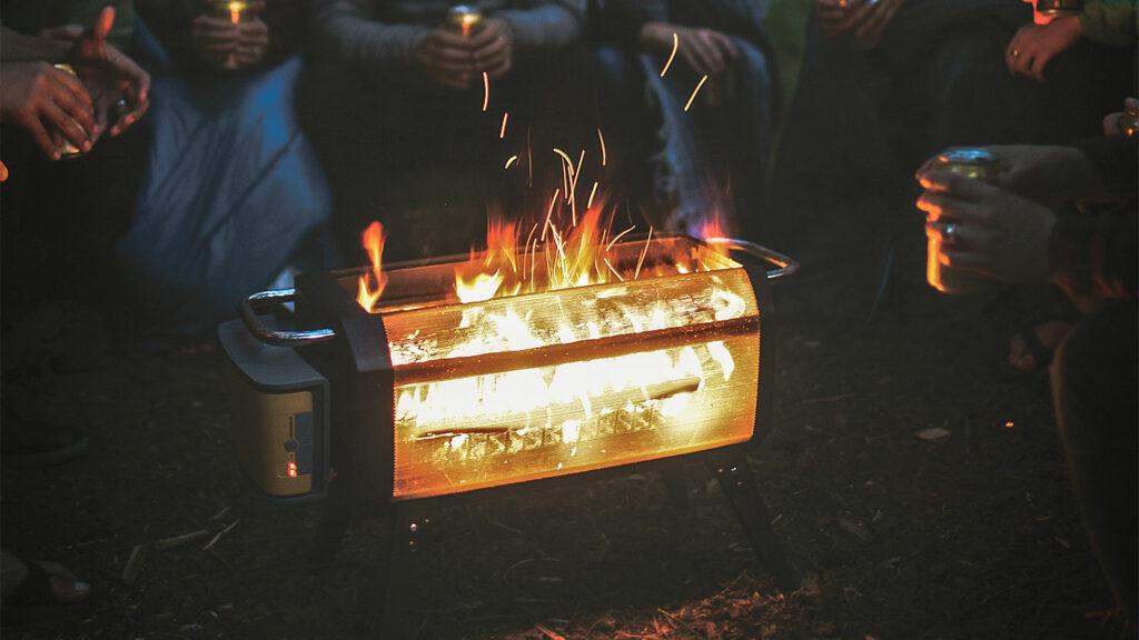 GearBite: De slimme BioLite FirePit+ buitenkeuken