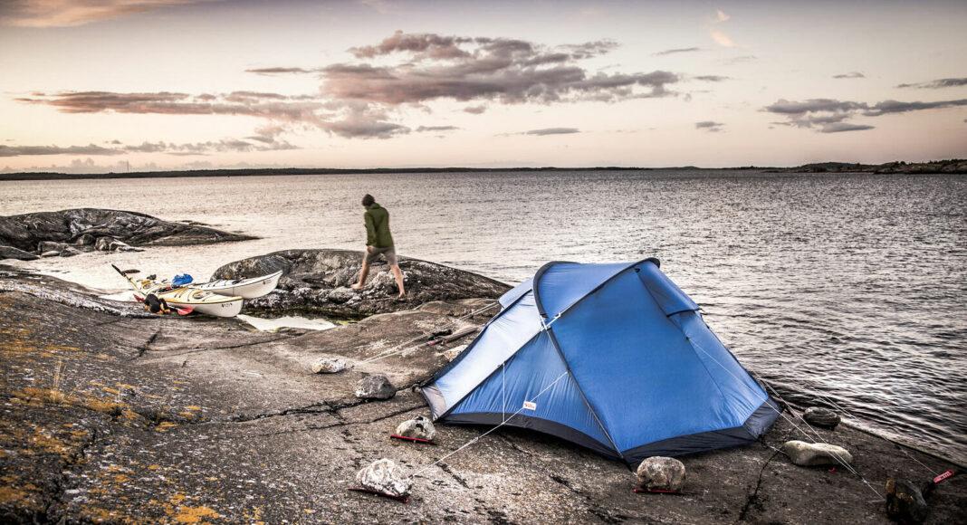 Lichtgewicht outdoor tenten van Fjällräven voor verschillende omstandigheden