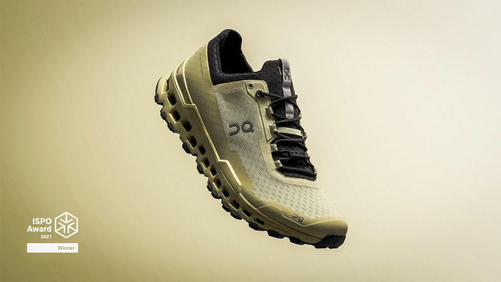 Maak kans op een paar nieuwe On Running Cloudultra trailschoenen