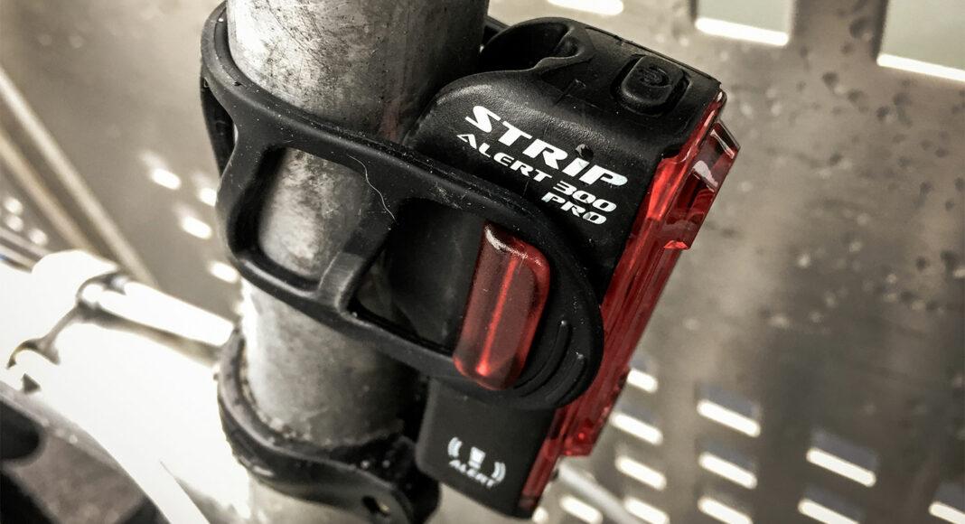 Review: Lezyne Strip Pro Alert Rear fietslicht