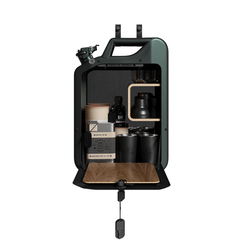 Breng het avontuur in huis met geupcyclede gear van Danish Fuel