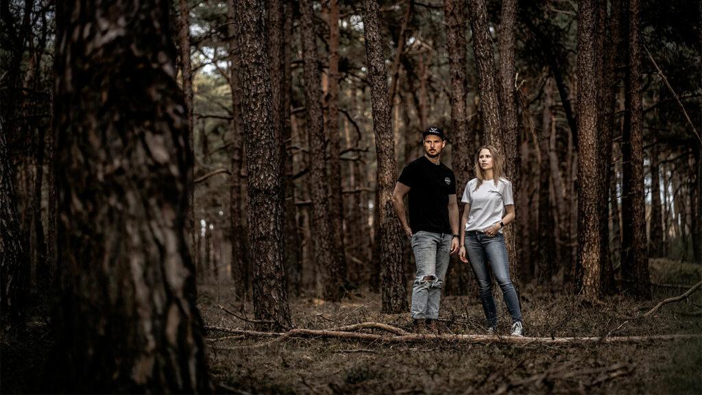 Duurzaam lifestyle-kleding merk Ohdeer plant bomen