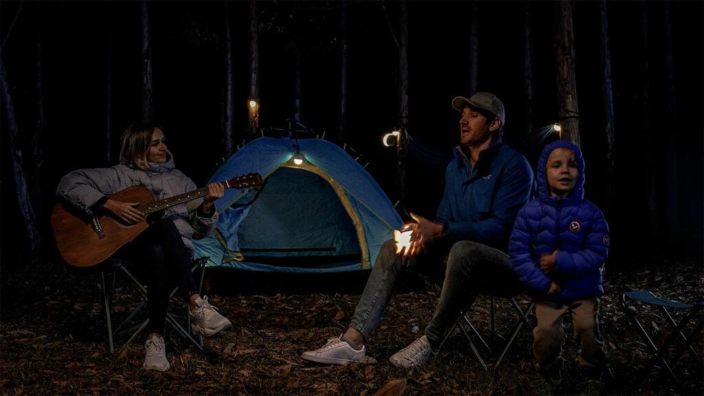Olight Camping Kick-Off korting actie