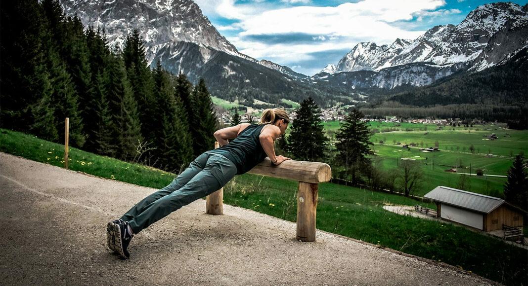 CrossFit en de Tiroler Zugspitz Arena gaan goed samen