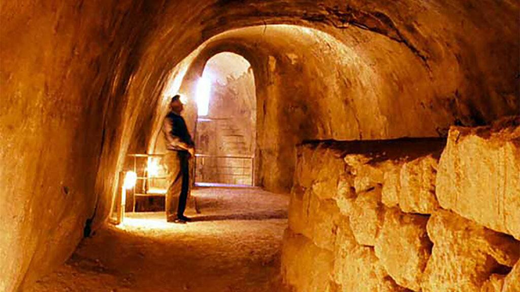 Israël ook voor ondergrondse avonturen meer dan de moeite waard