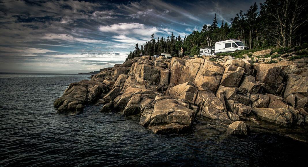 Waarom het huren van een camper de goede manier is door Europa te reizen